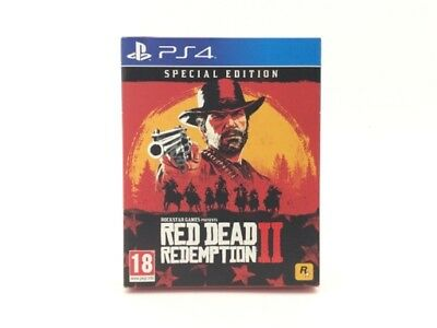 Juego Ps4 Red Dead Redemption 2 Ps4 4336919