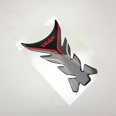 Tank Pad Stickers Protector Decal Emblem Fit For KTM Duke 125 200 390 690 New