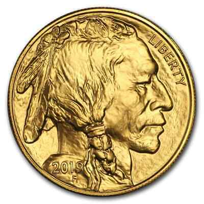 2019 1 oz Gold Buffalo BU - SKU#171428