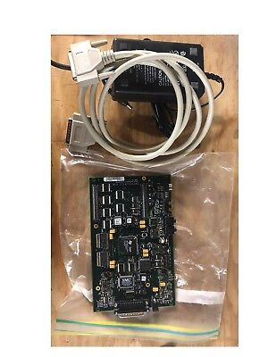 Texas Instruments DSP TMS 320C6711 Evaluation board, Parallel port interface.