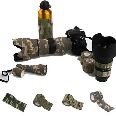 - camping camouflage - verband outdoor - tools camo wrap bänder selbstklebende