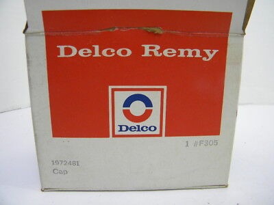 NOS 1972481 F305 Delco Remy 6 Cyl Distributor Cap 75-76 Ford Mustang/Truck/Pinto