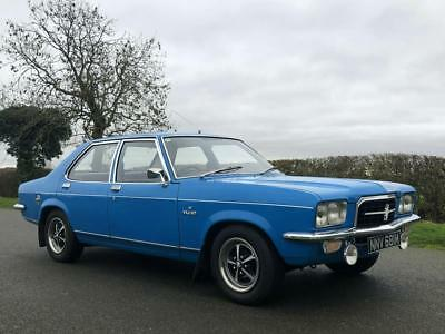 1973 Vauxhall VX4/90 FE. Beautifully Restored. Previous Best Car in Show Winner.