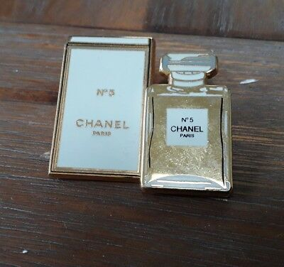 Pins Parfum Chanel N°5 Paris