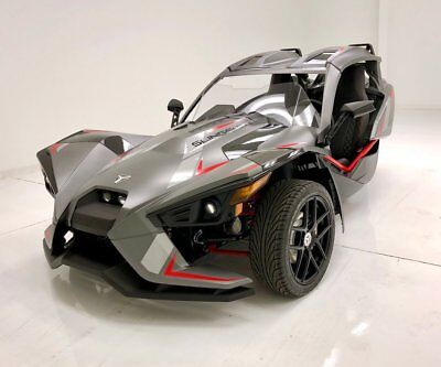 2018 Other Makes  2018 Polaris Slingshot LE Many Upgrades 174hp Lots of Torque Still on MSO