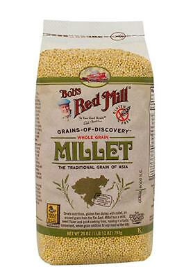 Bob's Red Mill Whole Grain Millet, 28-ounce