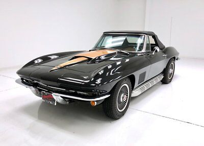 1967 Chevrolet Corvette Roadster Fully Restored 355ci Roller Motor Very Nice Interior