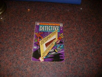 DC DETECTIVE COMIC MAY 1966 No 351