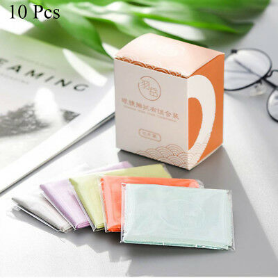 Camera Phone Chamois Glasses Cleaner Microfiber Cleaning Cloth Len Eyeglasses