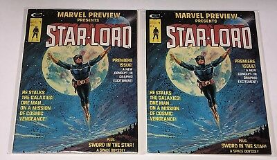 Marvel Preview Presents issues 4 and 4.  Both comics are in VF to NM condition