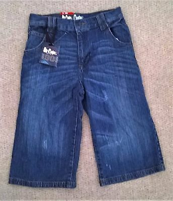 Boy's Lee Cooper Cropped Jeans Age 13 Years RRP £26.99 - New With Tags