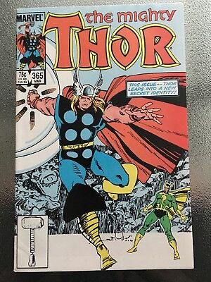 The Mighty Thor #365 (Mar 1986)