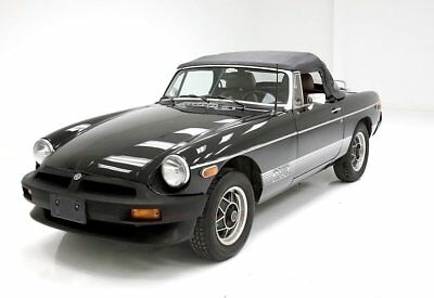 1980 MG MGB  Repaint in 2008 Overdrive Limited Edition