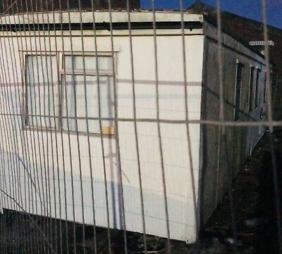 used Mobile Home/portacabin/mobile office/temporary Home/caravan
