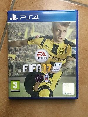 Fifa 17 PS4 Videogame Playstation 4 Italiano