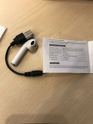 AURICOLARI BLUETOOTH CUFFIA WIRELESS MICROFONO per SAMSUNG HUAWEI IPHONE  AUTO 6a99d61db28d