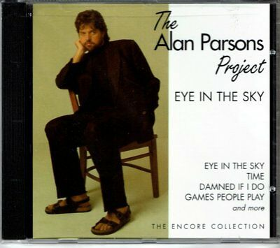 The Alan Parsons Project Eye in The Sky BRAND  NEW SEALED CD