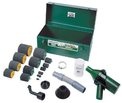 Greenlee 592 Mighty Mouser Blow Gun Kit for 1/2-Inch - 4-Inch Conduit