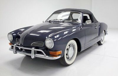 1970 Volkswagen Karmann Ghia  Runs and Drives Ready to Restore or Enjoy As Is