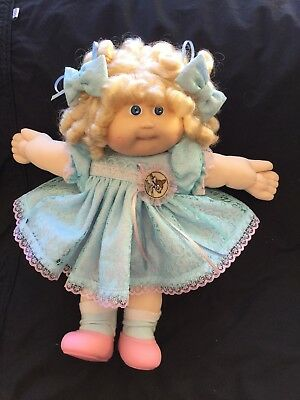 Cabbage Patch Kid Doll Party Dress Set. No Doll.