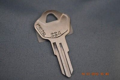 Hy-Ko SS4 keyblank for Sentry Safes (see description) equiv. to Ilco 1626