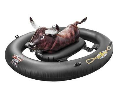 Inflatable Rodeo Bull Bucking Bronco Beach Swimming Pool Float Toy Holiday Fun