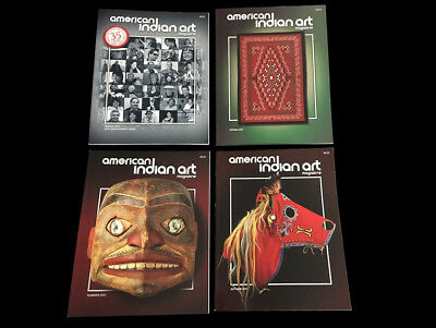 American Indian Art Magazine Volume 36 - 4 Issues 2011  Northwest Coast Hats