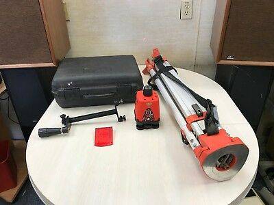 CST Lasermark Wizard Rotary Laser Level LM30 With Case, Tripod, Accessories
