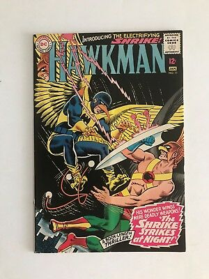 Hawkman #11 (DC Comics; Jan, 1966) - VF