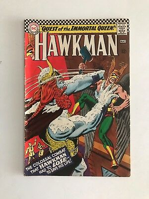 Hawkman #13  (DC Comics; May, 1966) - Fine