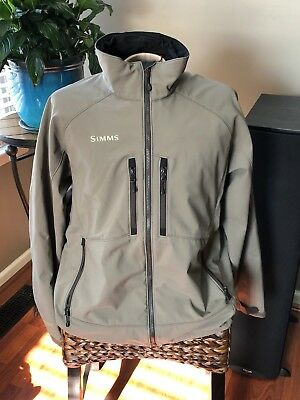 Simms Gore-Tex Windstopper Jacket with TCO Logo - XL