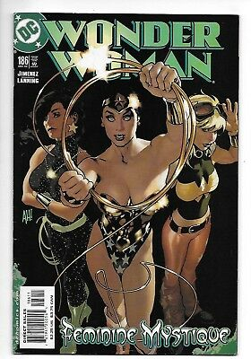 DC Comics, Wonder Woman, Issue 193, Direct Sales, 2005, 9.6, Near Mint Condition