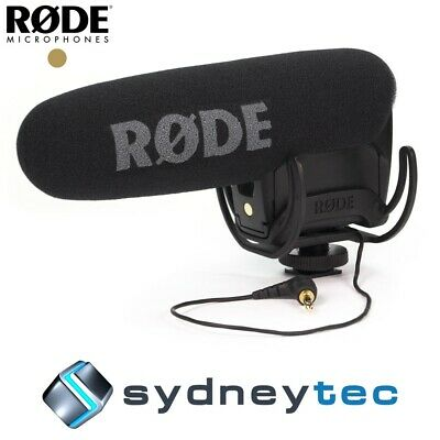 New Rode VideoMic Pro R Compact Directional On-camera Microphone (VMPR)