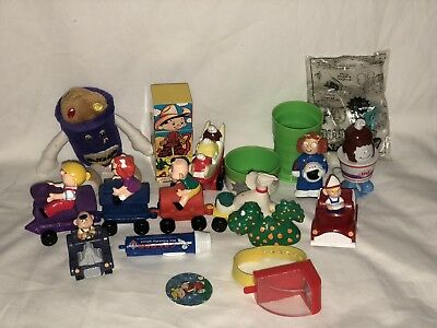 Dairy Queen Dennis the Menace Vintage Rare Collection Toys