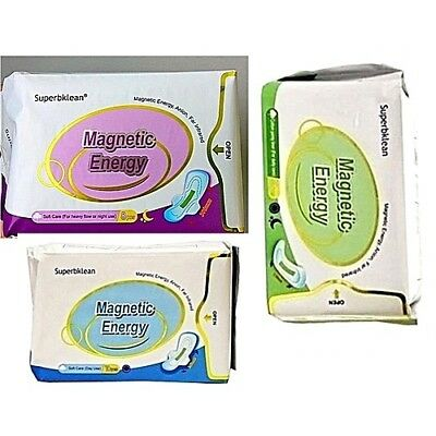 Longrich Magnetic Sanitary Napkins and Panty Liner  - 3-Pack Offer