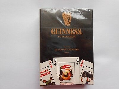 GUINNESS Playing Cards (collectible)