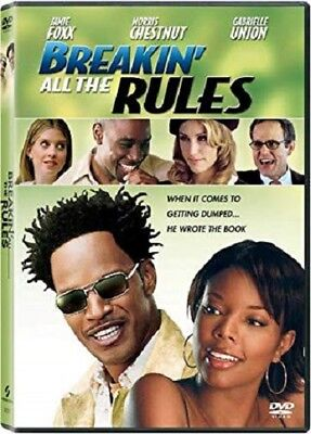 Breakin' All The Rules (DVD, 2007) BRAND NEW!!!