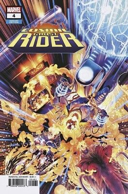 Cosmic Ghost Rider #4 NYCC Variant NY Comic Con