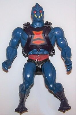 Vintage 1984 He-Man Masters of the Universe WEBSTOR Action Figure