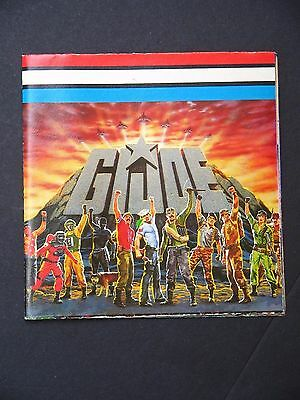 G.I.Joe RAH Catalog Brochure 1985 Literature Complete VF Condition Hasbro