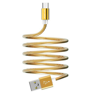 High Speed Micro Data Cable in Gold