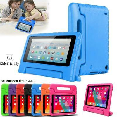 Children Case Safe EVA Foam Shockproof Cover For 2017 Amazon Fire 7 Alexa Tablet