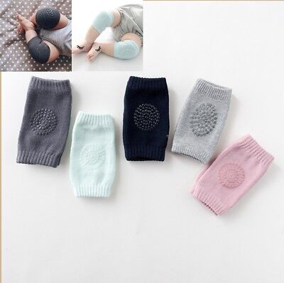 Baby Infant Toddler Crawling Knee Pads Safety Cushion Protector Legs Warmer Soft