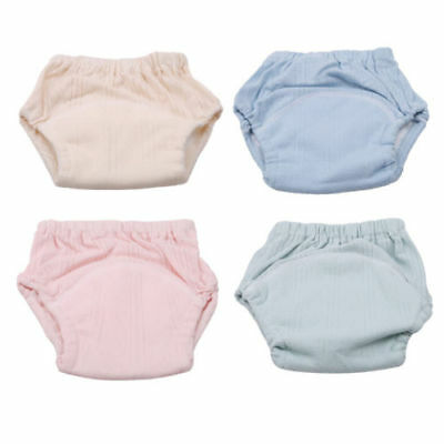 Toddler Underwear Comfortable Cotton Cool Baby Training Pants Diaper Cloth Hot