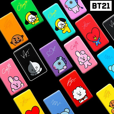 BTS BT21 Official Authentic Goods Power Bank 5000mAh 10000mAh External Battery