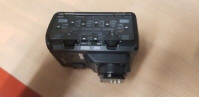 Panasonic DMW-XLR1 XLR Audio Unit for GH-5 excellent