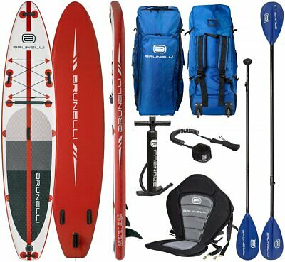 Brunelli 12.0 Monstre Premium Sup Board Stand Up Paddle Family Board 220kg 365cm
