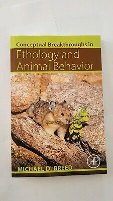 Conceptual Breakthroughs in Ethology and Animal Behavior by Michael D. Breed (P…