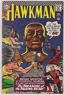 Hawkman #14, Very Good - Fine Condition