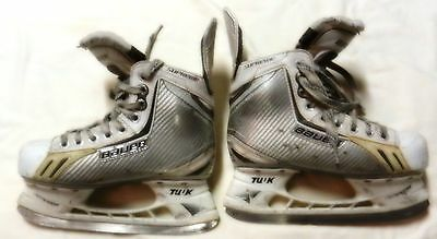 Youth Bauer Supreme ONE.6 Limit Edition Size 3.5 D Hockey Ice Skates